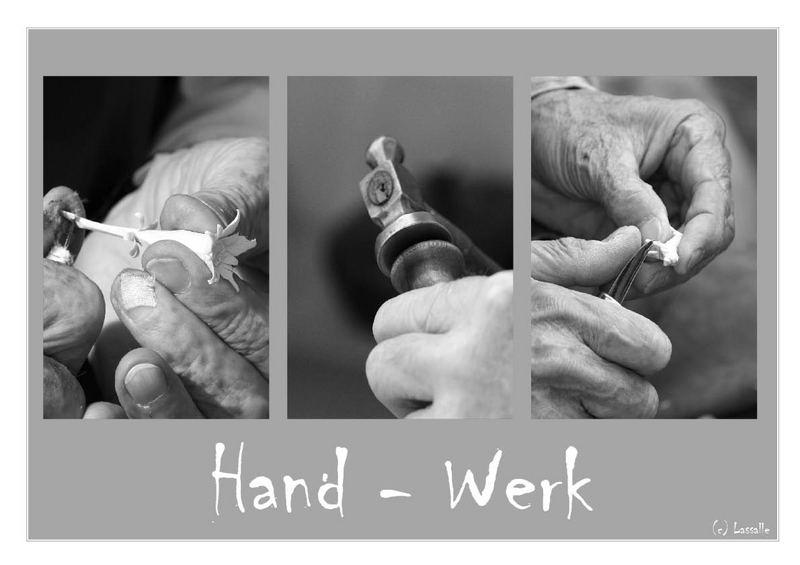 Hand - Werk