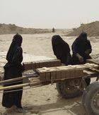Handarbeit im Irak