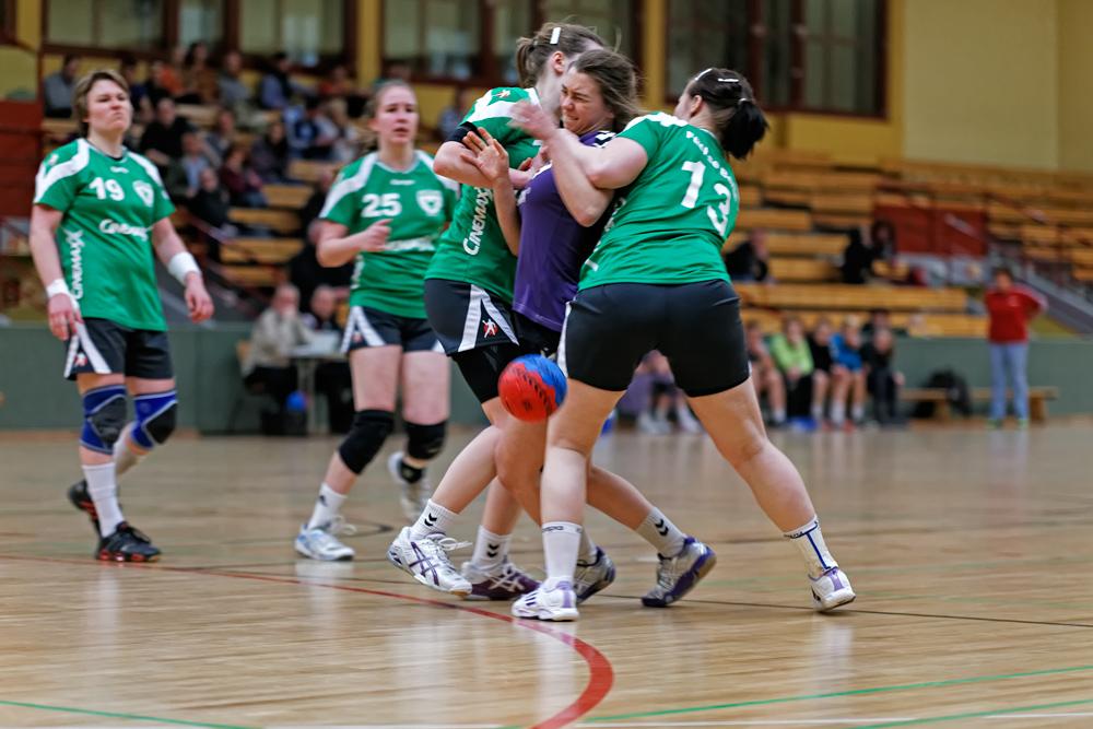 ... Handball ...