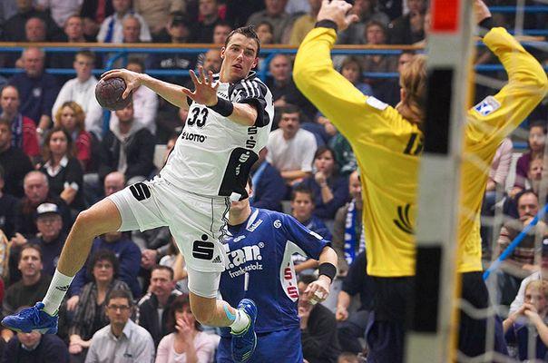 Handball - Dominik Klein - Nationalspieler