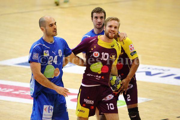 Handball: HBCN - Créteil