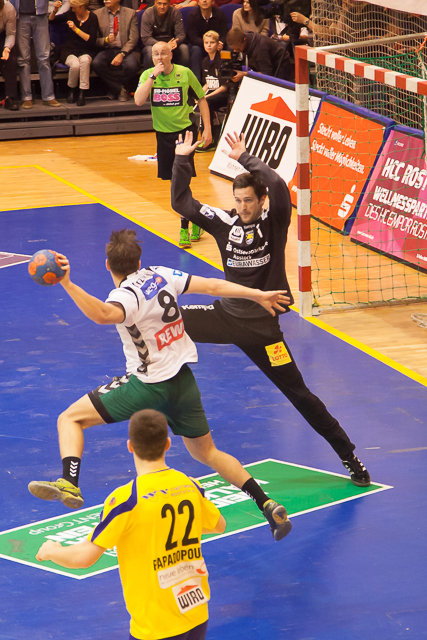 Handball in Rostock