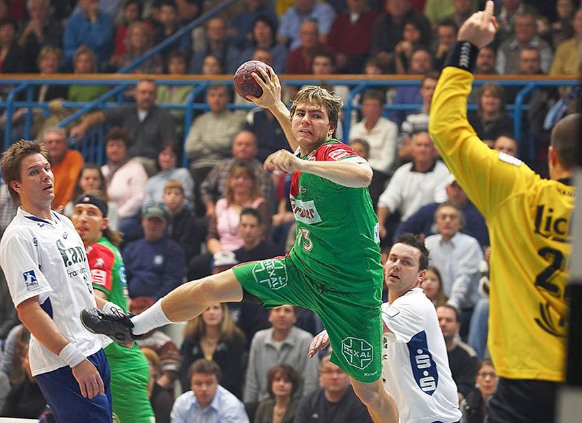 Handball: Theuerkauf gegen Hannawald...
