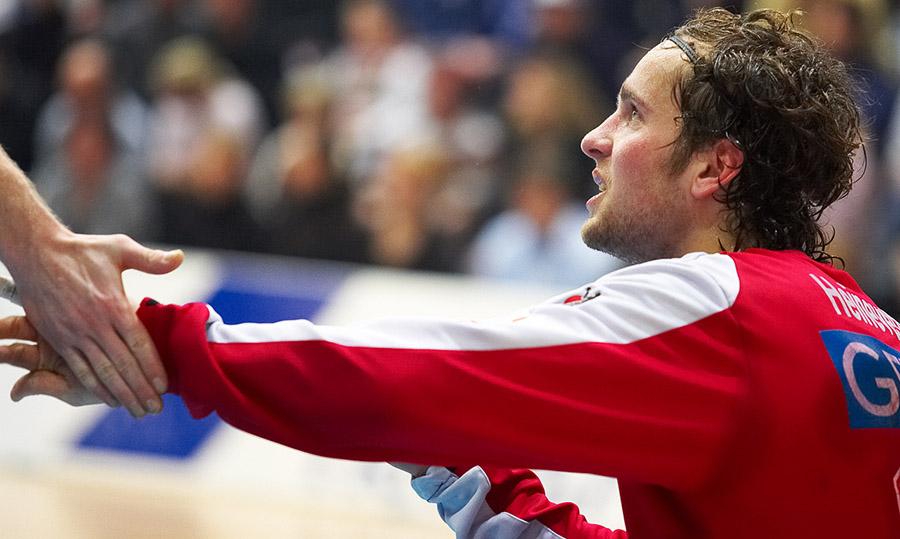 Handball: Torwarttrost...
