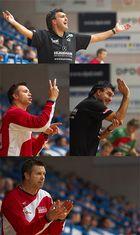 Handball - Traineremotionen