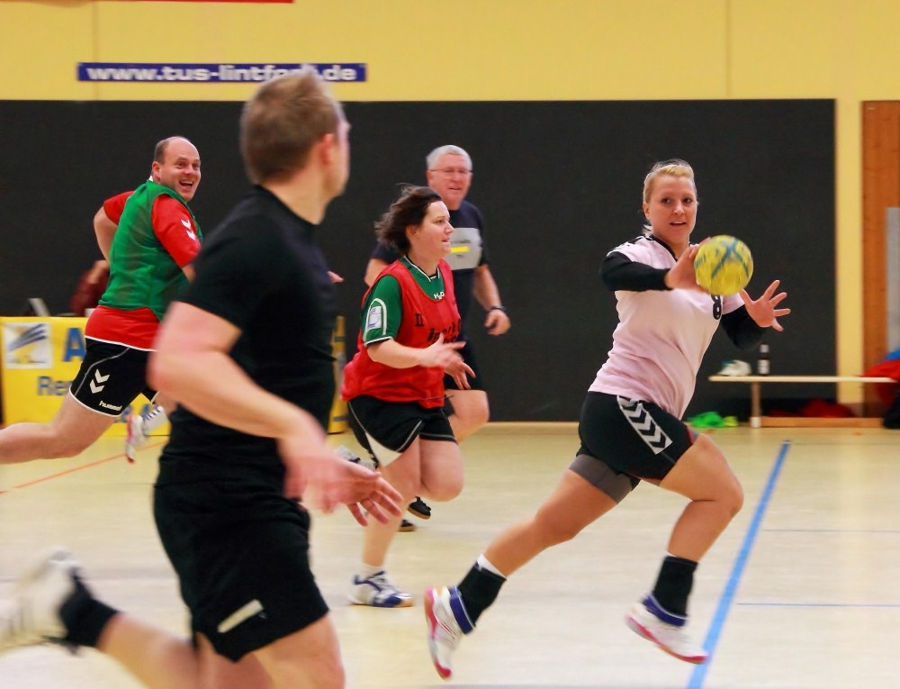 ....Handballaction
