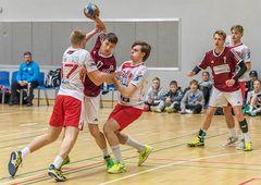 Handballturnier in Dänemark