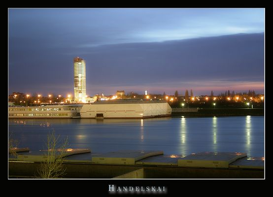 Handelskai-Donau