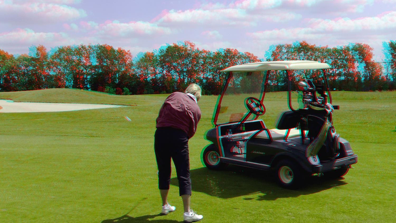 handicap verbessern (3D-Foto)