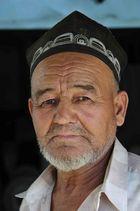 Handwerker im Basar von Andijan - Fergana Tal