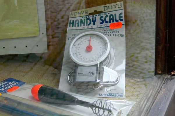 Handy-Waage - Gewogen und zu leicht befunden
