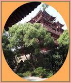 Hang Zhou - der Stadtgott-Tempel ;