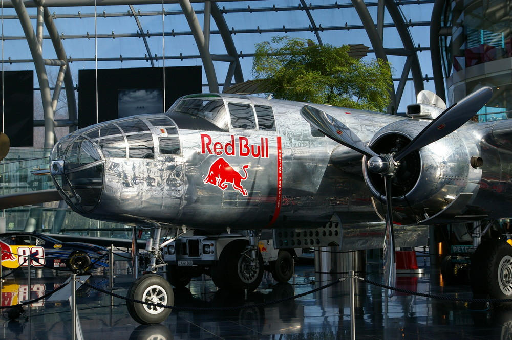 Hangar 7 in Salzburg