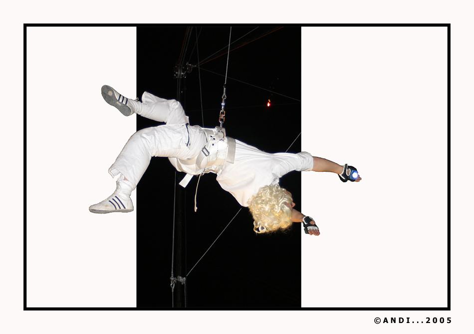 ...hanging around...
