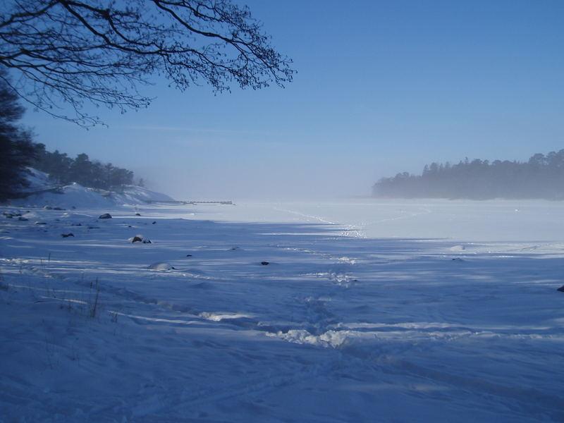 Hanko Wintertime