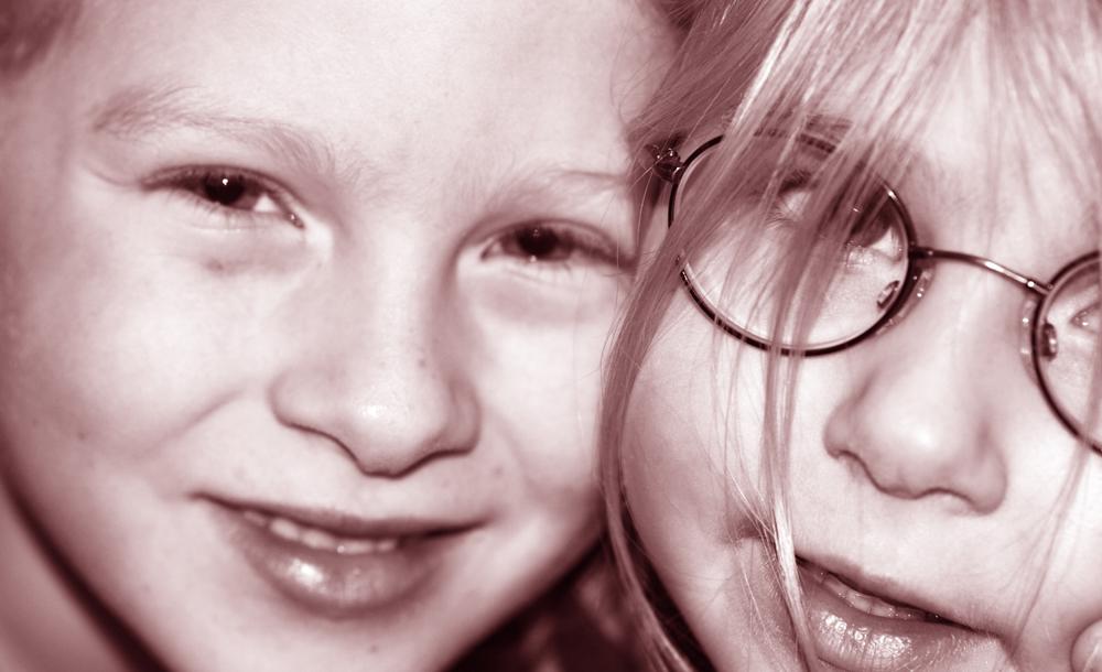 Hannah und Elias