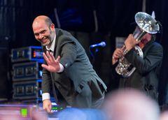 Hannes Ringelstetter in Concert beim Bardentreffen (4)