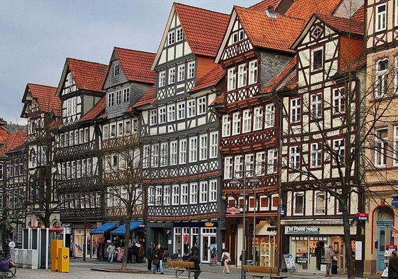 Hann.Münden Altstadt