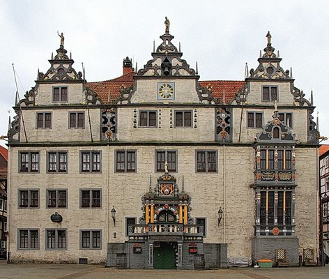 Hann.Münden Rathaus