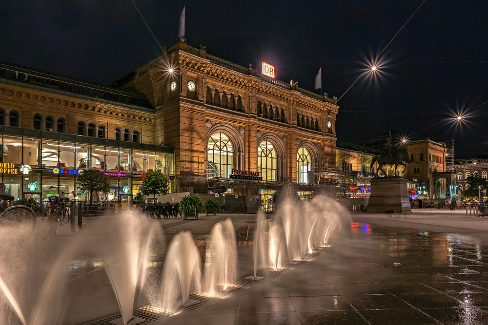 Bahnhofstraße 8 Hannover
