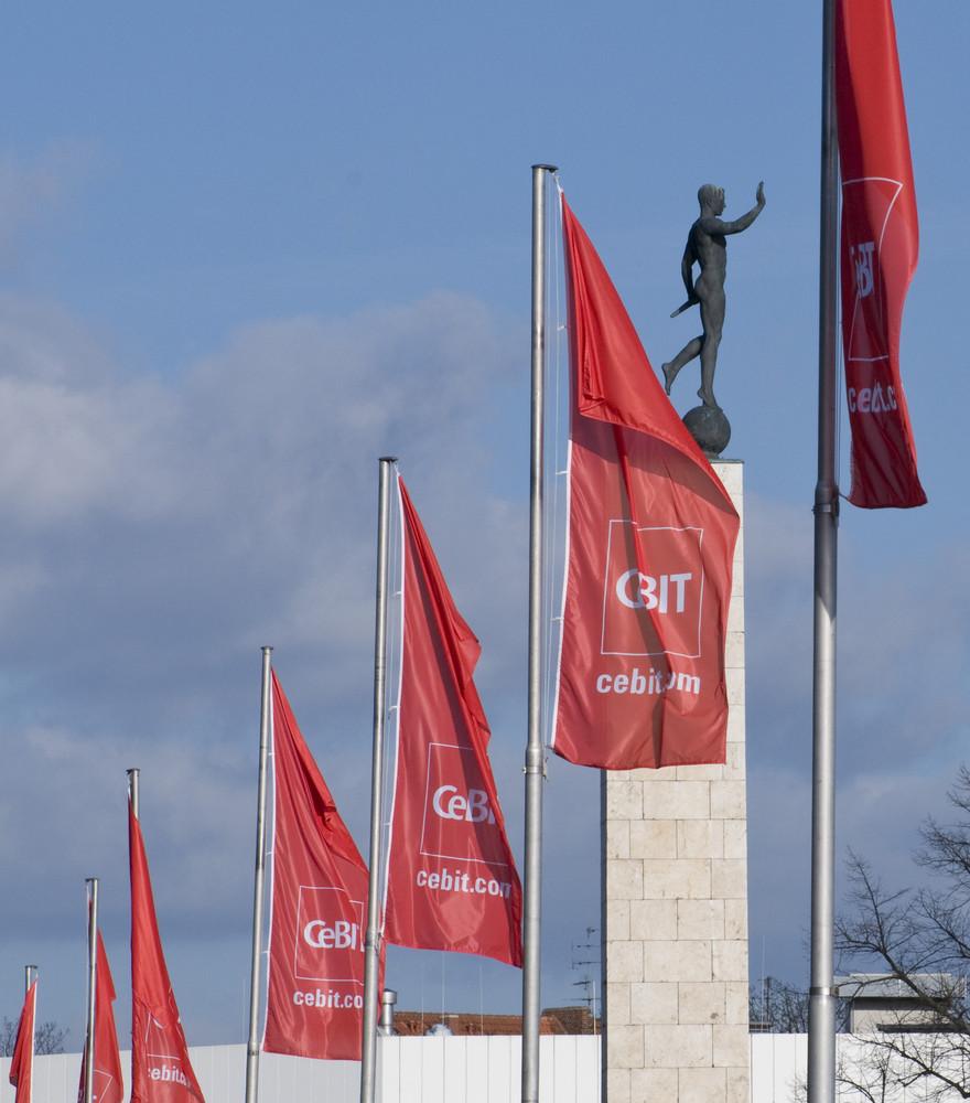 Hannover begrüßt die CEBIT-Gäste