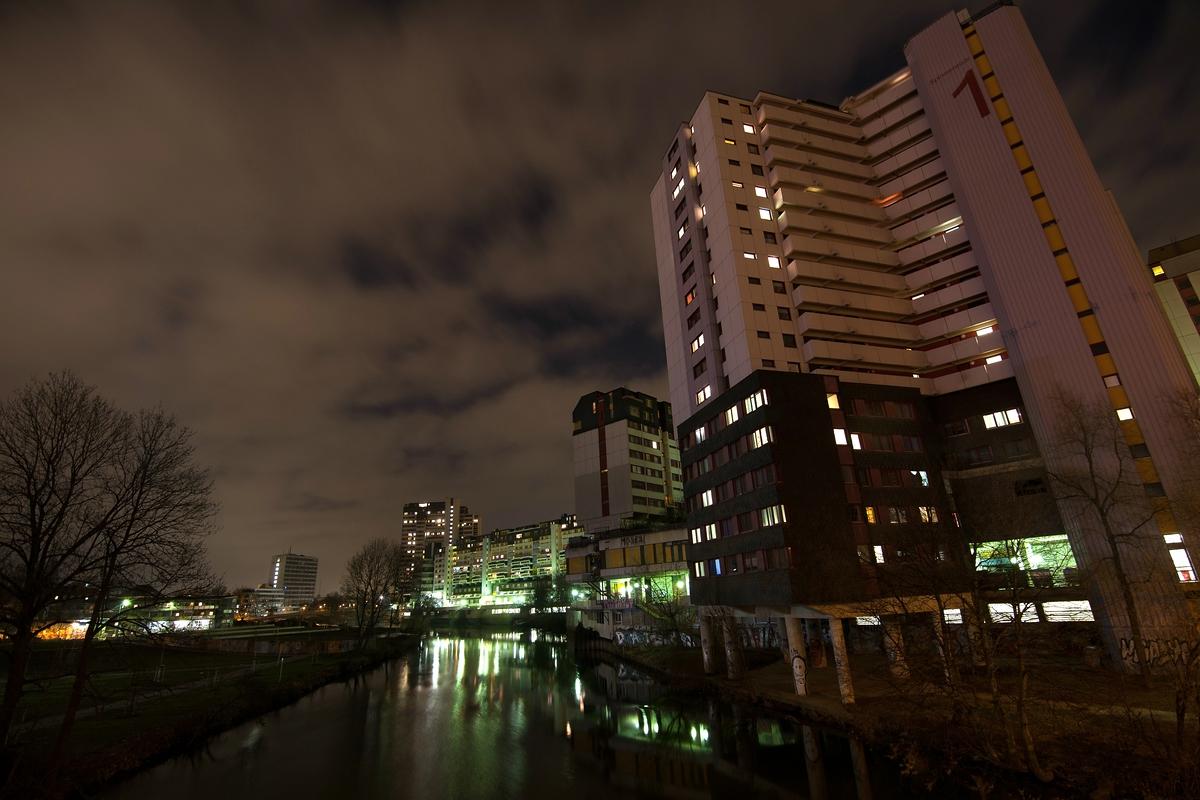 Hannover bei Nacht II