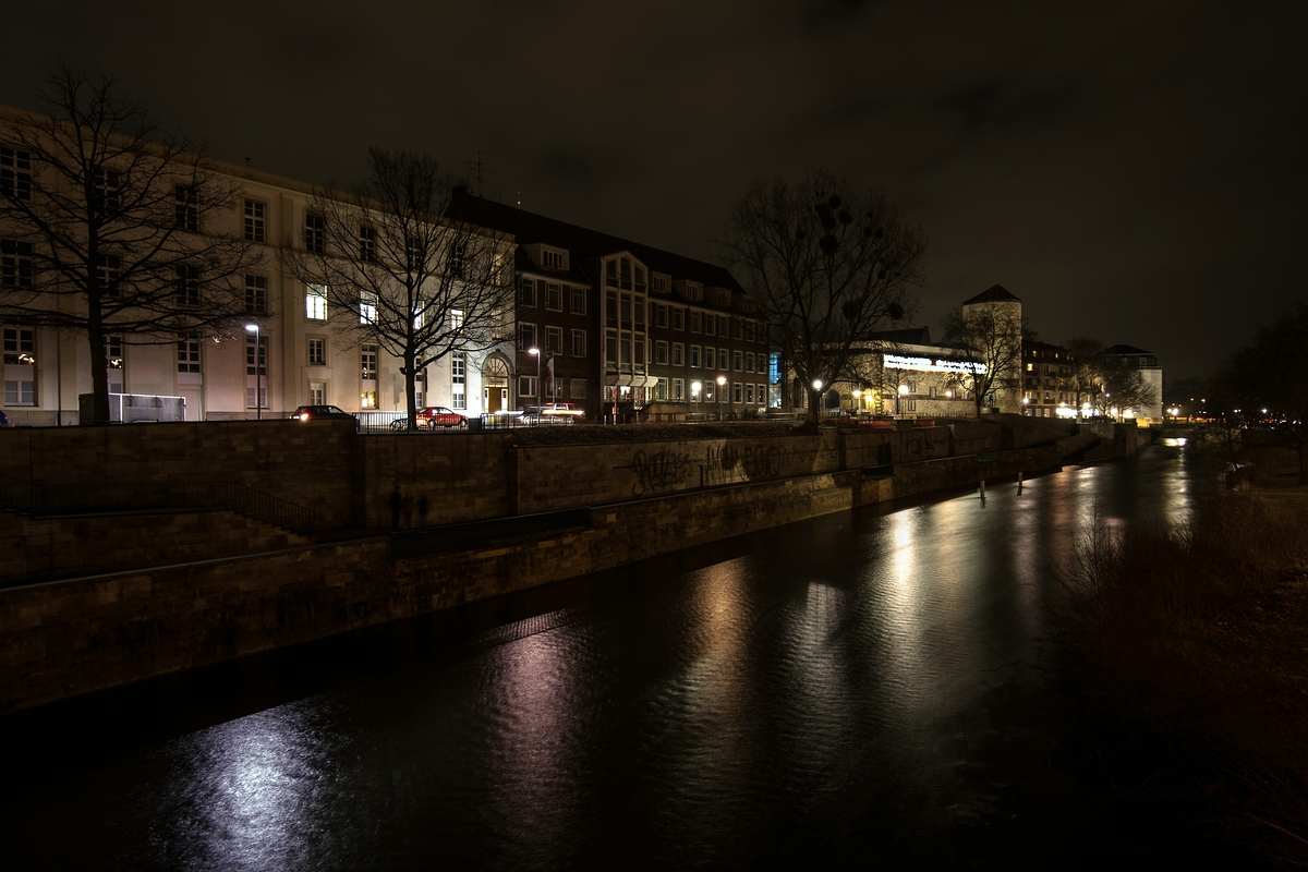 Hannover bei Nacht III
