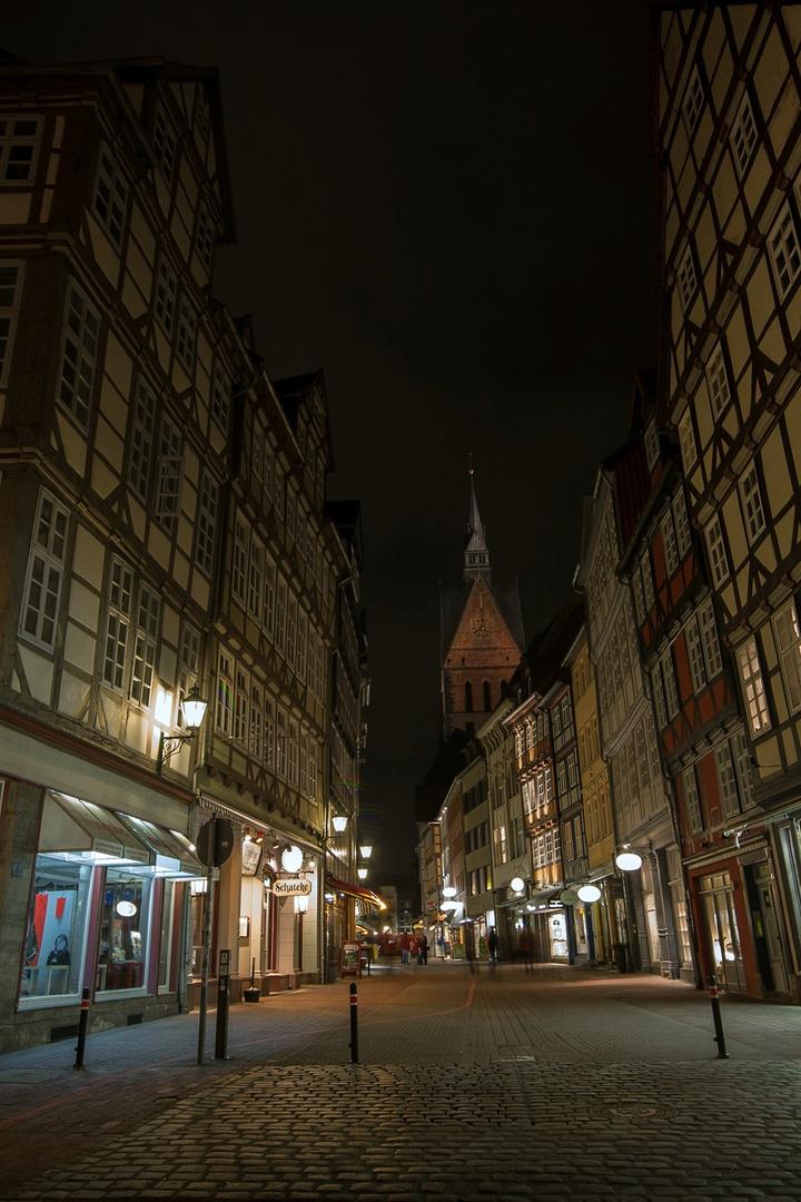 Hannover bei Nacht IV