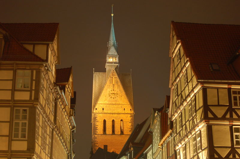 Hannover by night 2