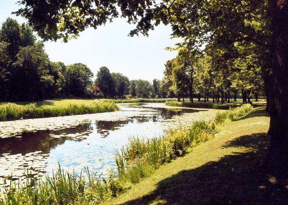 Hannover, Herrenhausen, Graft