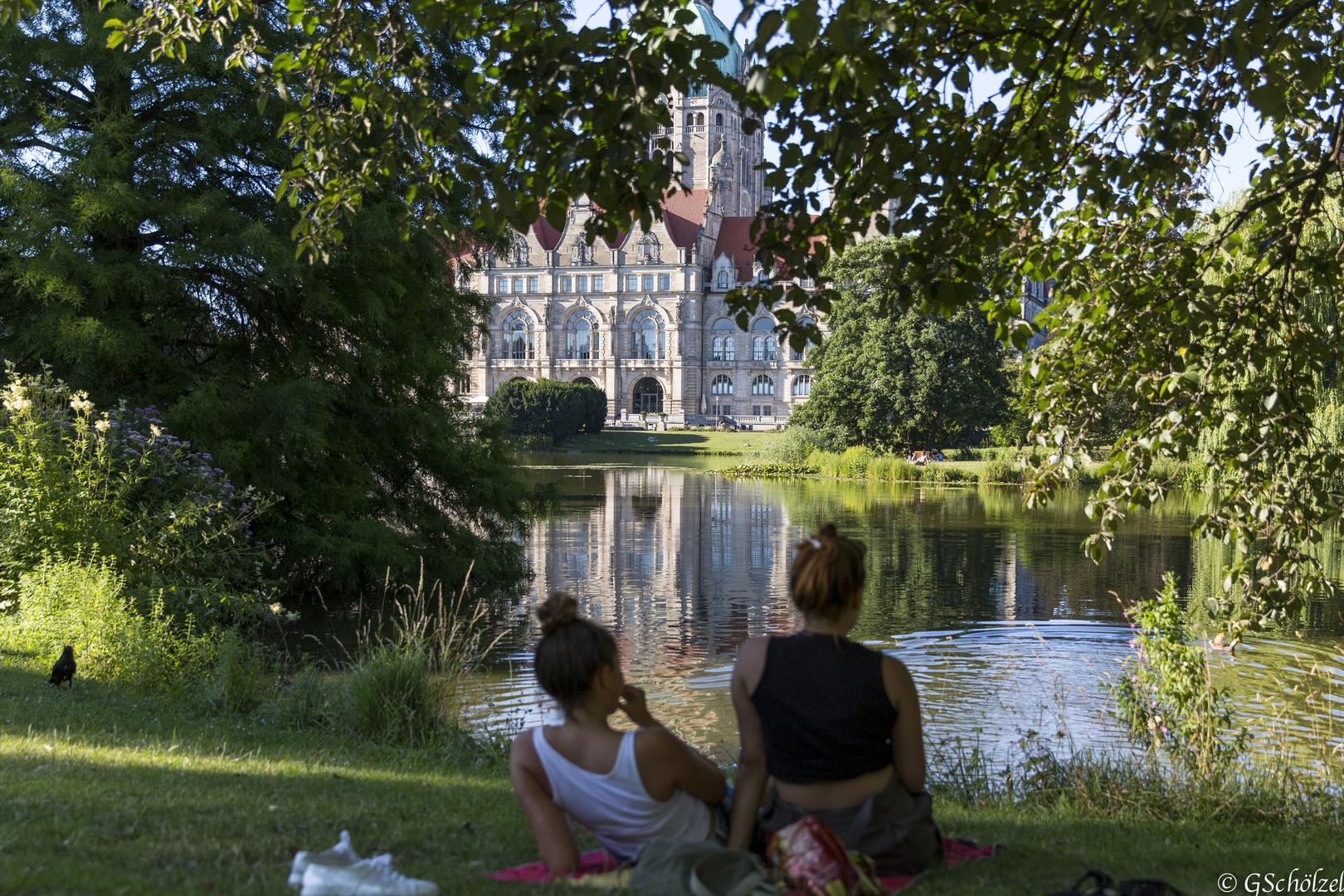 Hannover im Sommer - 1