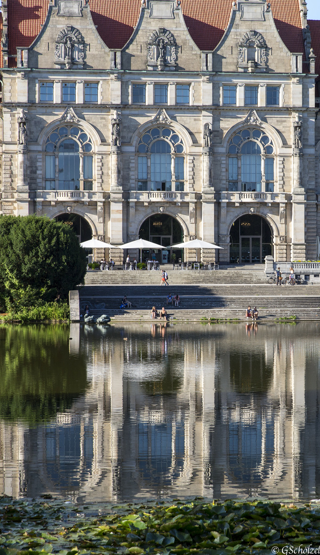 Hannover im Sommer - 2