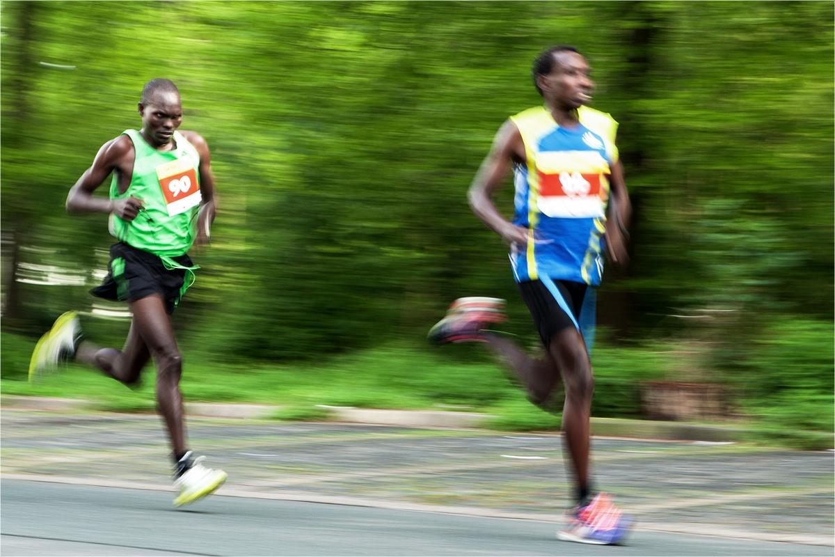 Hannover Marathon 2014 - Goethes Zauberlehrling?