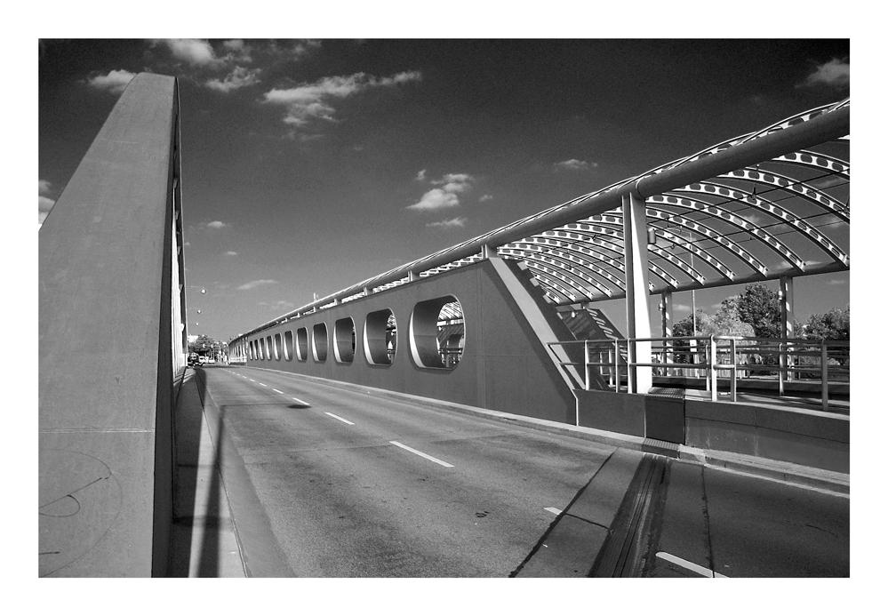 Hannover - Noltemeyerbrücke