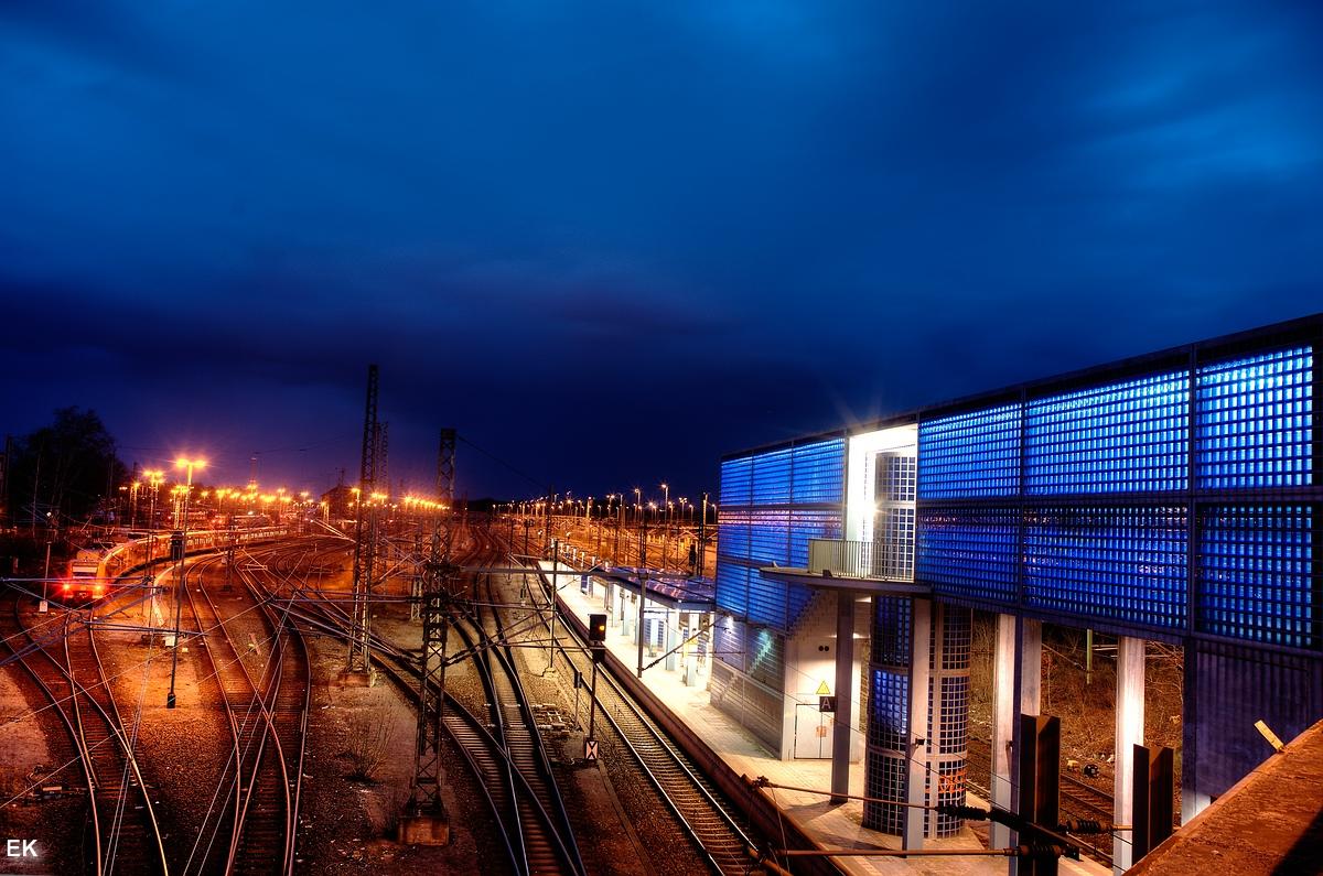 Hannover-Nordstadt-Bahnhof
