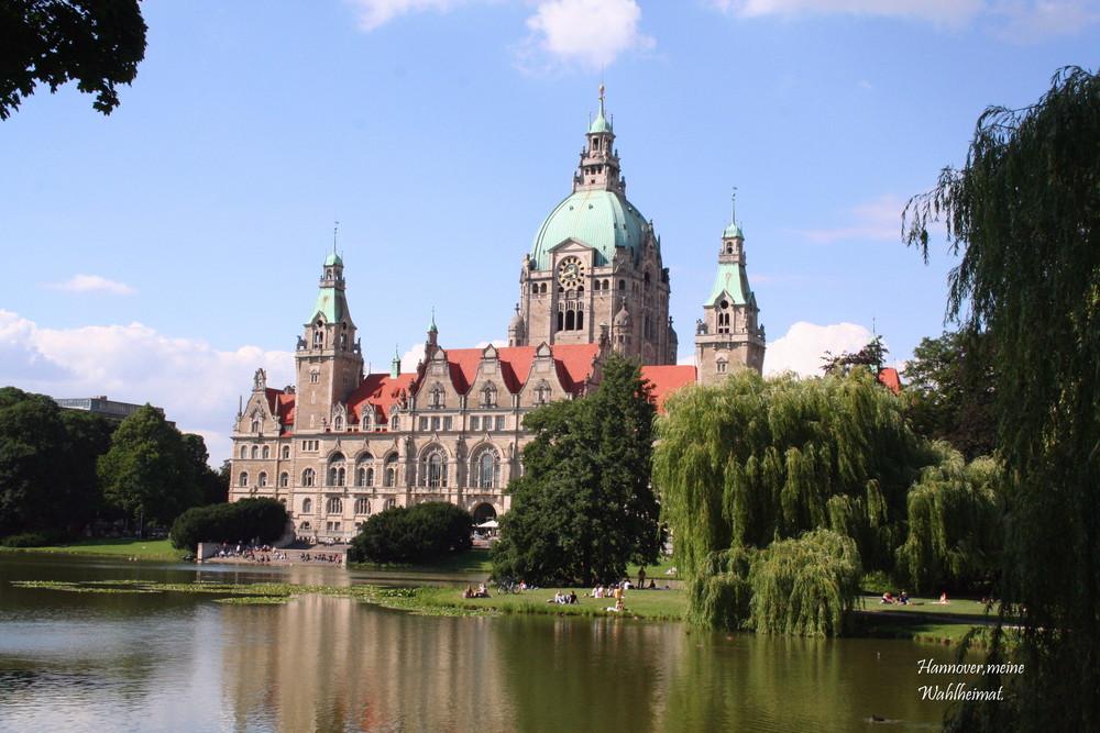 Hannover Rathaus