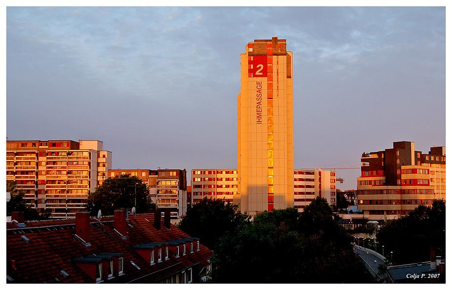 Hannover um 06:30 Uhr