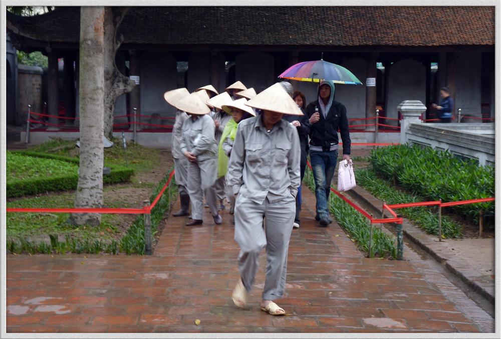 Hanoi - Arbeiterinnen