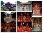 Hanoi - Tempelanlage im chinesischen Stil