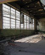 HANOMAG-Halle im Sommerbetrieb, Version 1.1