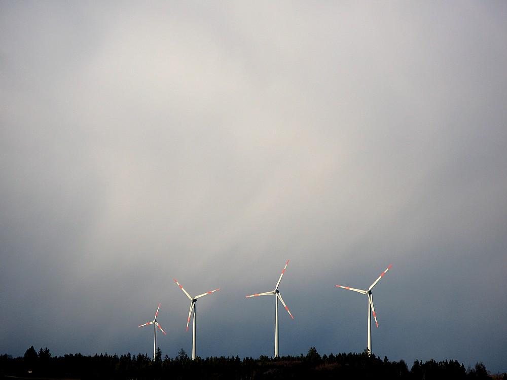 """Hans Bader - """"Die Windmühlen des Don Quichotte"""""""