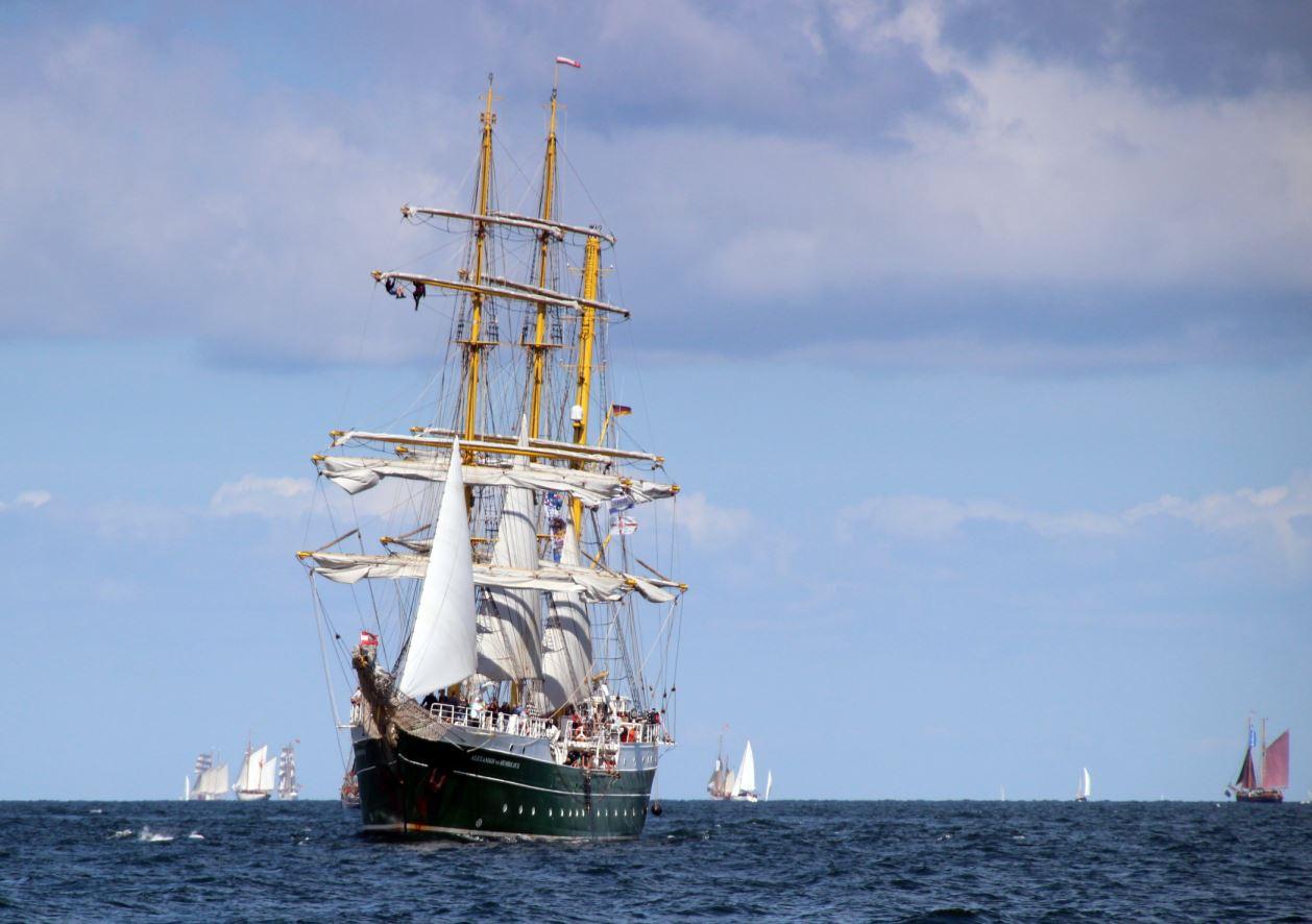 Hanse Sail 2013 - 2