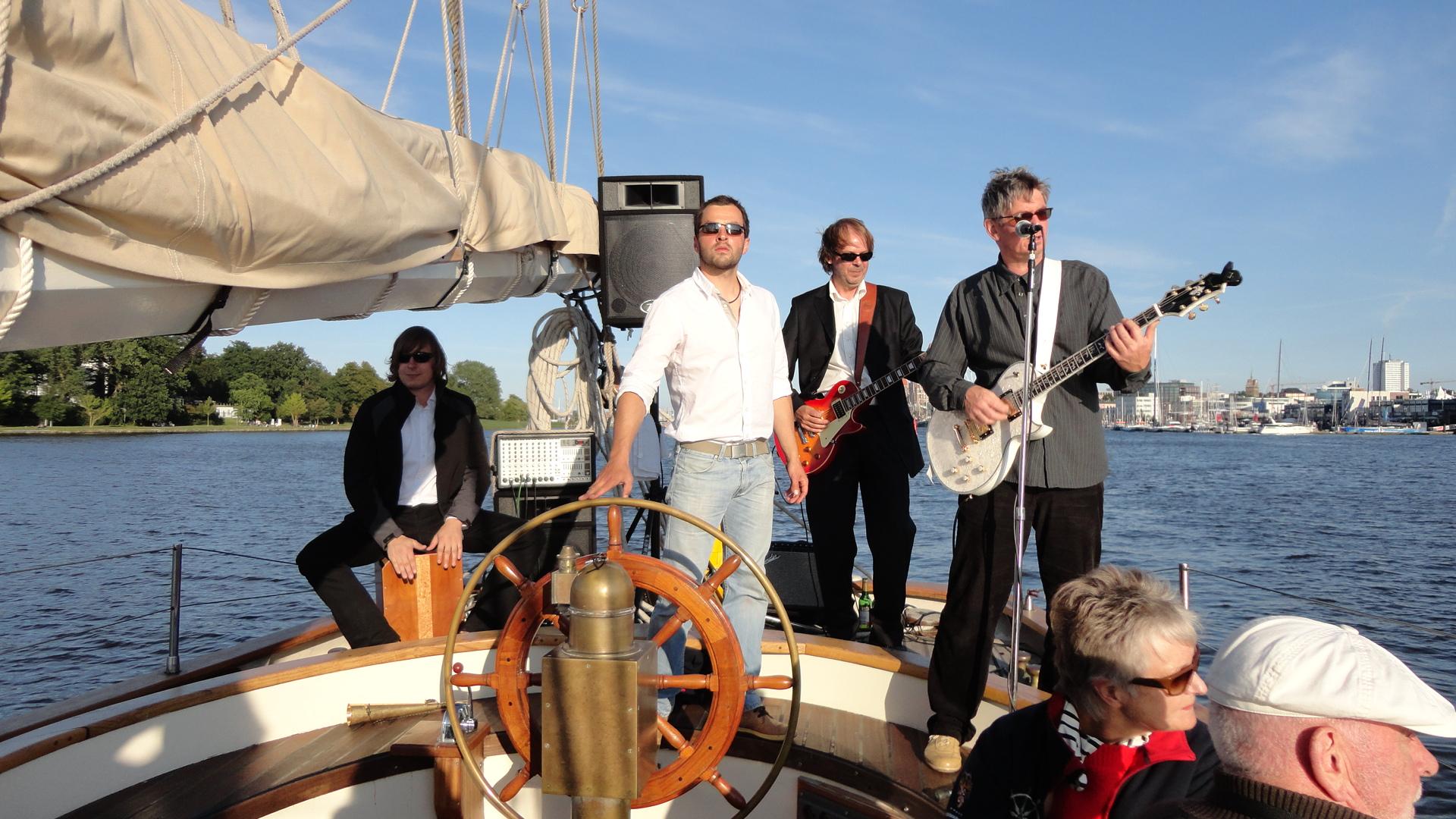 Hanse Sail genießen