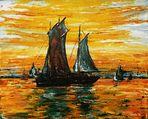 Hanse Sail im Rausch der Farben