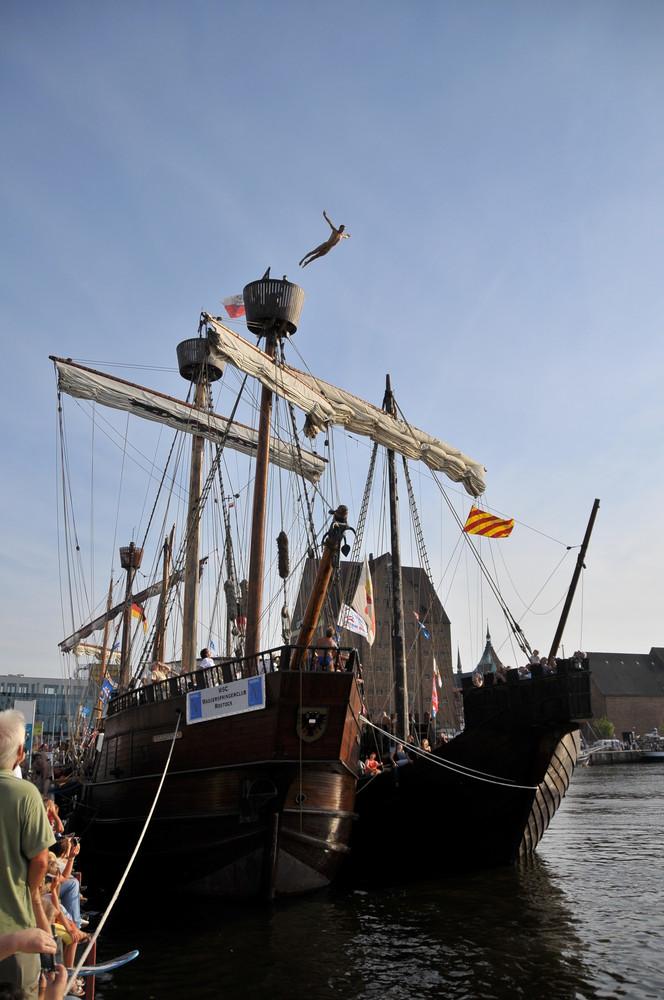 Hanse Sail Rostock 2008