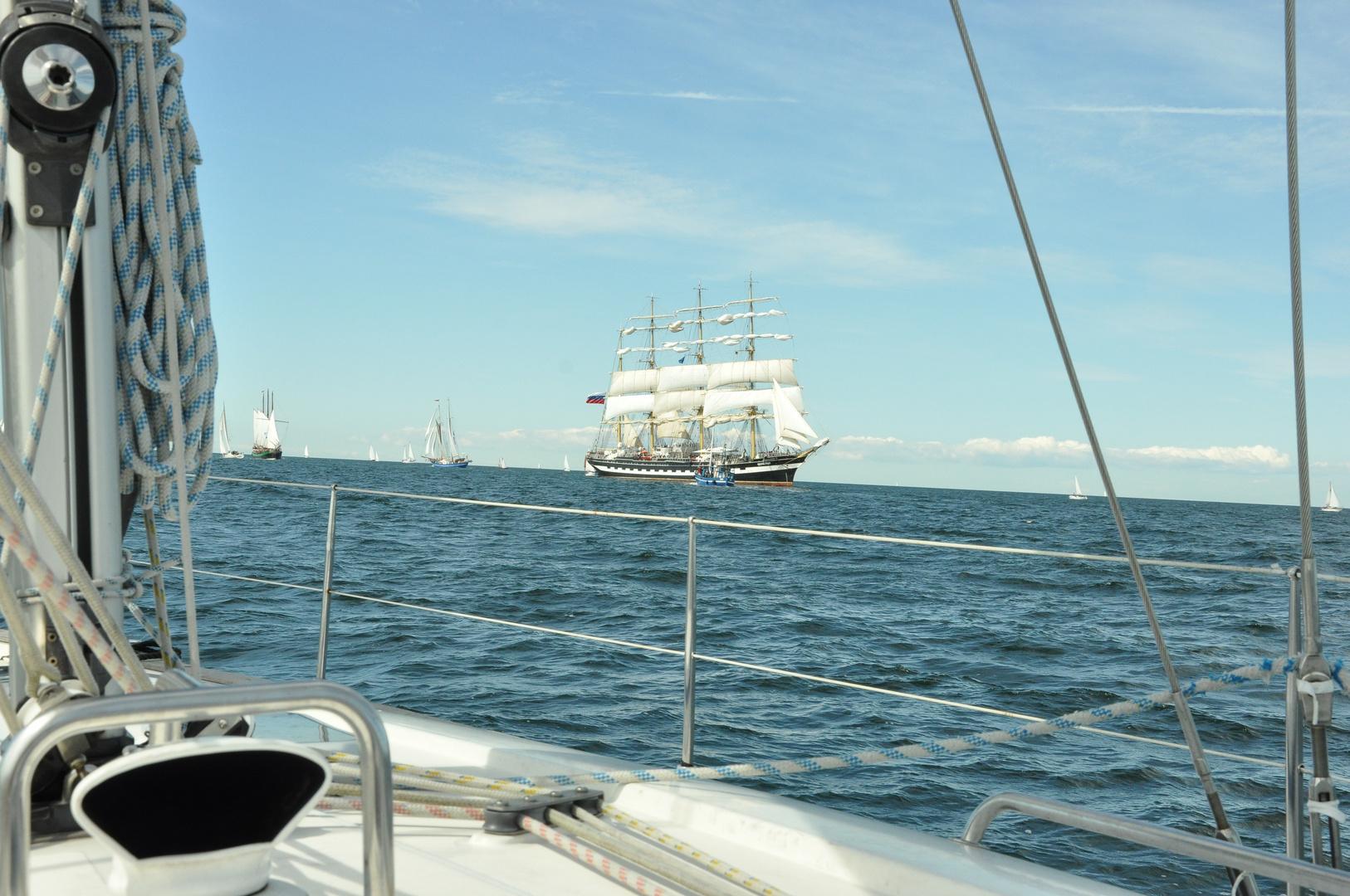 Hanse Sail Warnemünde