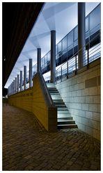 Hanseatic Trade Center - Schattenwurf