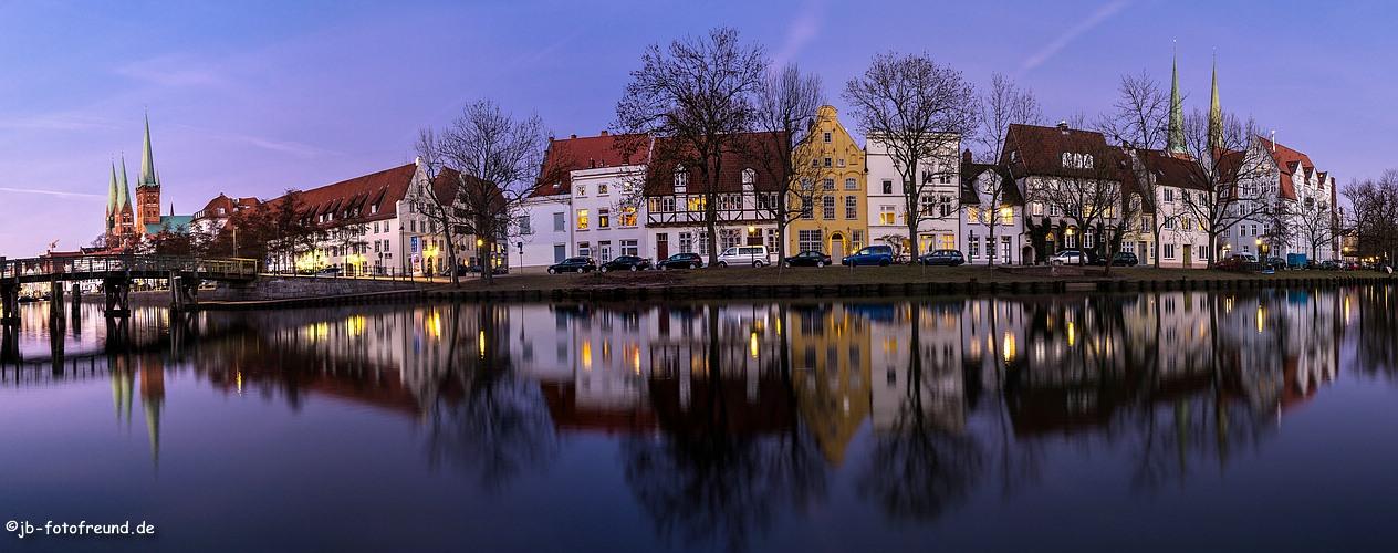 Hansestadt Lübeck_An der Obertrave