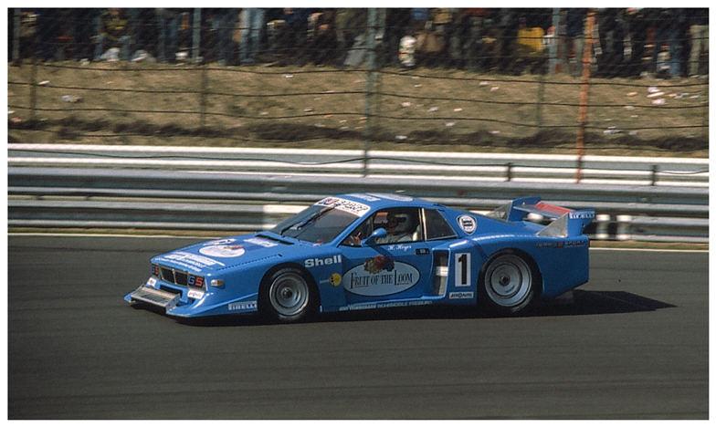 Hans.Heyer auf Lancia