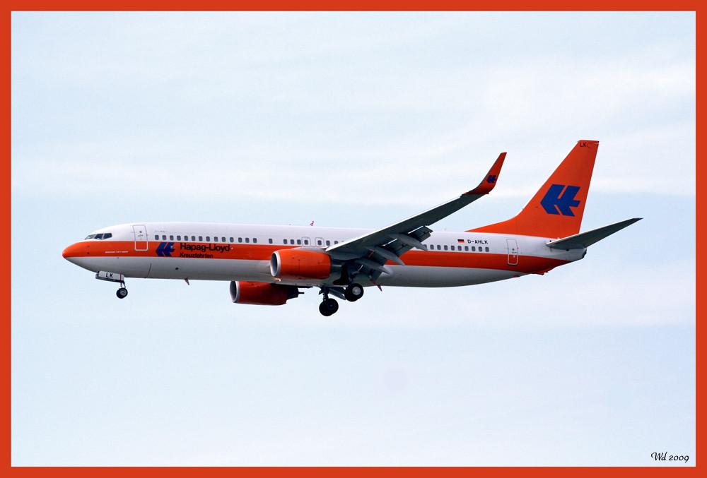 Hapag-LIoyd 737-800
